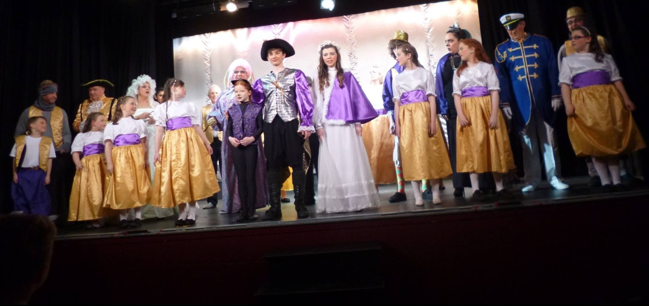 Dick Whittington 2014